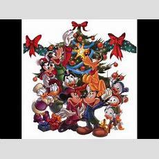 Disney's Magic Christmas  The Twelve Days Of Christmas With Lyrics Youtube