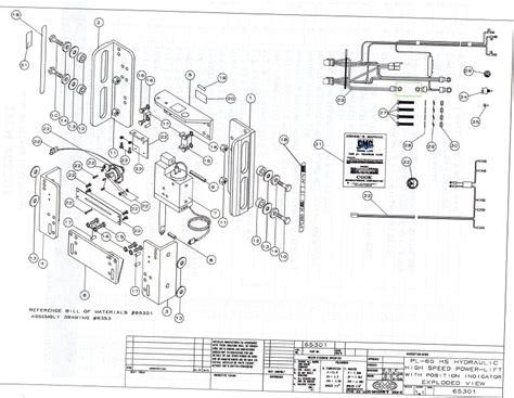 cmc pl  hs jack plate replacement parts
