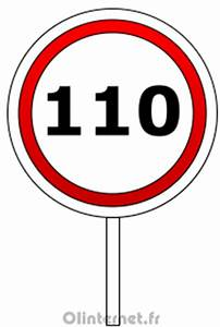 Amende Limitation De Vitesse : panneau de signalisation 110 signalisation routi re en france ~ Medecine-chirurgie-esthetiques.com Avis de Voitures