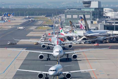 steigende passagierzahlen  frankfurt treiben fraport