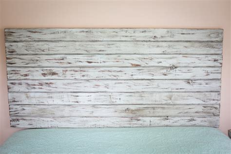 items similar to rustic white size headboard floating headboard distressed wood shabby