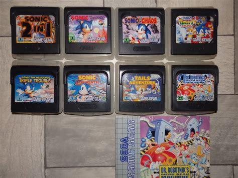 Sonic Sega Game Gear