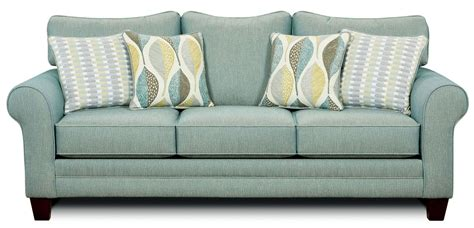 Teal Loveseat by Brubeck Soft Teal Sofa From Furniture Of America Sm8140