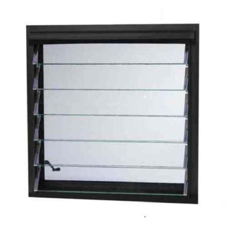 tafco windows     injalousie utility louver aluminum screen window bronze