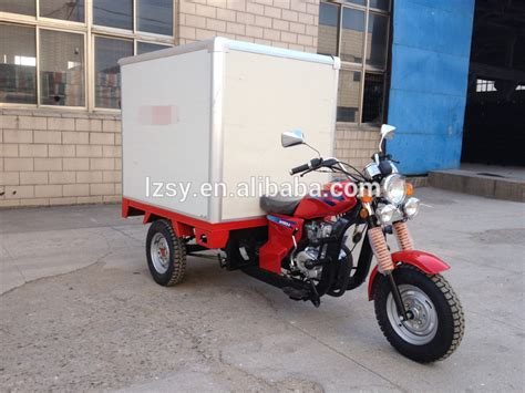 Tricycle Trike Three Wheel Motorcycle With Roof (sy150zh