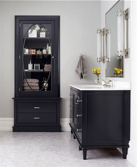 black kitchen cabinets images 90 best images about barefoot style bath on 4695