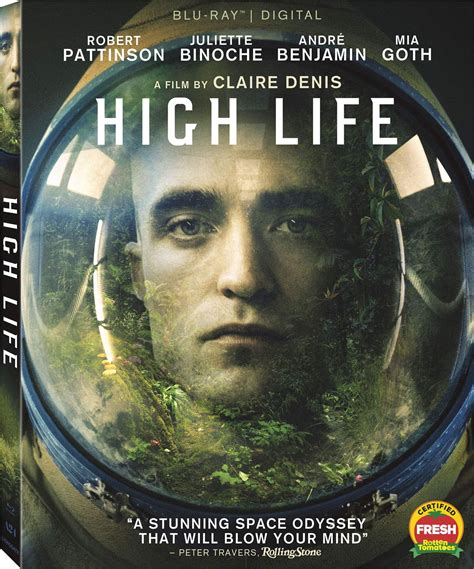 high life dvd release date july