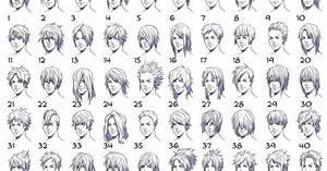 Coiffure Manga Garçon : style de cheveux dessin recherche google dessins pinterest manga chibi and drawing hair ~ Medecine-chirurgie-esthetiques.com Avis de Voitures