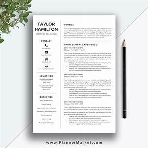 Resume Template  Professional Cv Template 2020  Creative