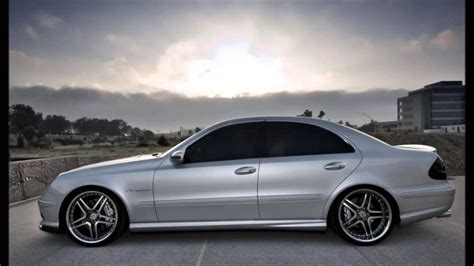 mercedes w211 tuning mercedes e class w211 tuning kit