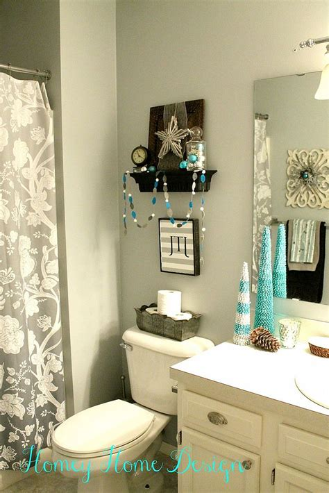 Decoration Ideas For Small Bathrooms by Hometalk Big Decor Ideas From 1 Small Bathroom