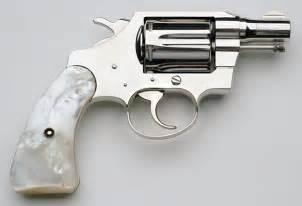 Colt Detective Special 38 Revolver