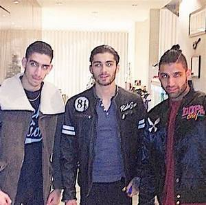 Zayn & his cousins | family + friends