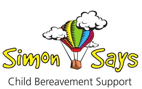 Simon Says Child Bereavement Support | MLG Gazettes
