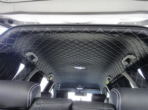 Upholstery Car Roof by Interior Roof Lining Pillar Leather U For Sale Mcf