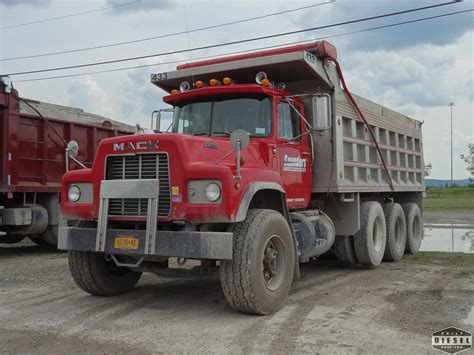 Dump Truck by Mack Dump Trucks