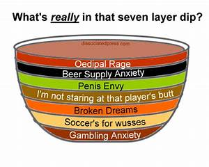 Super Bowl Sunday  What U2019s Really In That Seven Layer Dip