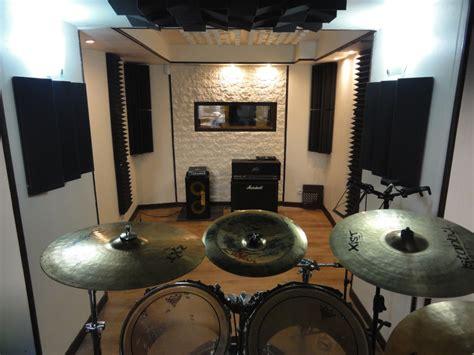 insonorisation chambre photo mobilier accessoires aménagement studio drums
