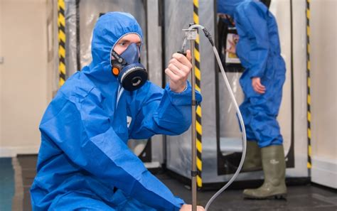 aec asbestos air monitoring