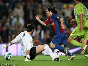 Five of the best from Barcelona star Lionel Messi   Daily ...