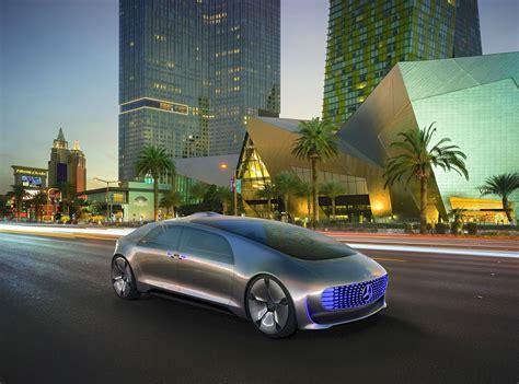 mercedes benz   concept shows future today preview