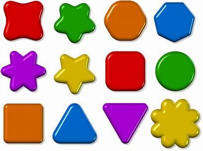 3d Shapes Shape Icons Clip Clipart Cliparts