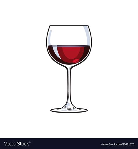 737 free images of red wine glass. Red wine glass sketch Royalty Free Vector Image