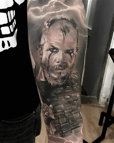 Floki Vikings Tattoos
