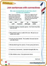 1000+ Images About Joining Sentences On Pinterest