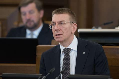 Ārlietu ministrs: Latvijas interesēs ir labu ...