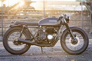 Honda Cb 400 Four Cafe Racer Parts : honda cb 400 f by salty speed rust and glory ~ Jslefanu.com Haus und Dekorationen