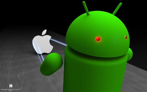 apple  android wallpapers wallpaper cave