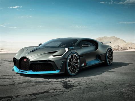 3ders.org - Bugatti's new €5M Divo Supercar features ...
