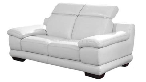 canapé 2 places blanc photos canapé convertible cuir blanc 2 places
