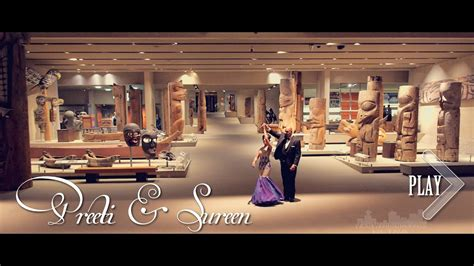 modern indian wedding video preeti sureen vancouver