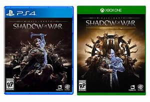 Middle Earth Shadow Of War LEAKED New Lord Of The Rings