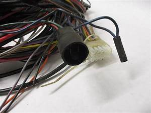 18 Ft Engine To Dash Complete Wire Harness Glastron Conroy