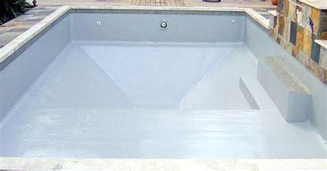 diy cinder block swimming pool poured concrete swimming