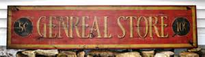 Wooden Signs Home Decor Photo