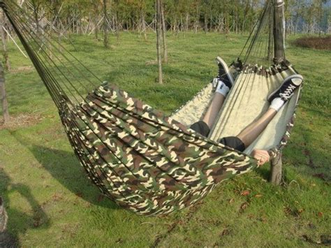Camouflage Hammock by Travel Camouflage Hammock Army Camo Cing
