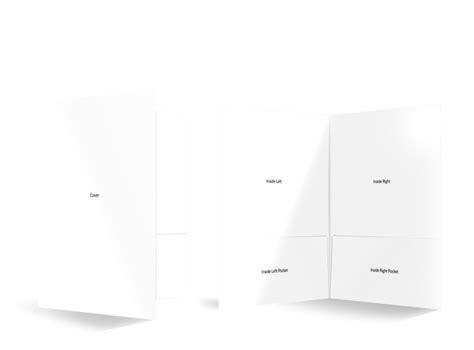 blank pocket folder templates mycreativeshop