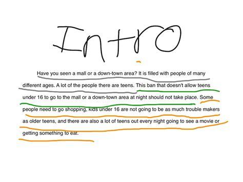 Persuasive Essay Helper #1 The Writing Center