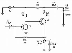 germanium fuzz pedal schematic germanium free engine With fuzz pedal circuit