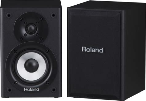 roland cm  cube monitor speaker system zzounds