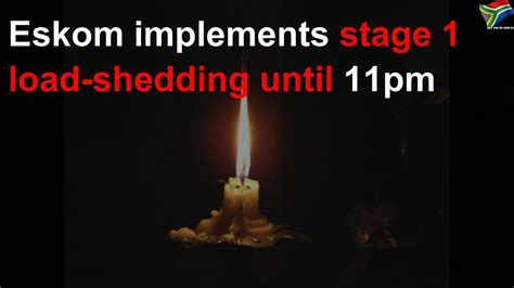 8:02 pm   december 21, 2020 , by web desk. Load shedding now at Stage 1 - YouTube
