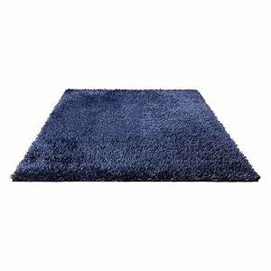 tapis shaggy esprit home cool glamour bleu 170x240 With esprit home tapis