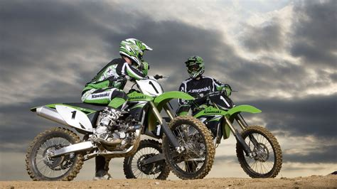 Kawasaki Motocross Dirt Bikes Ultra Hd 4k Wallpapers