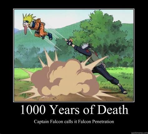 Captain Falcon Memes - 1000 years of death captain falcon calls it falcon penetrati random poster
