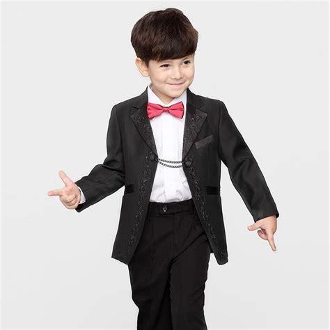 Designer Kids Clothes High Quality 2015 New Arrival Children Dress Flower Girl Dress Boys Suit ...