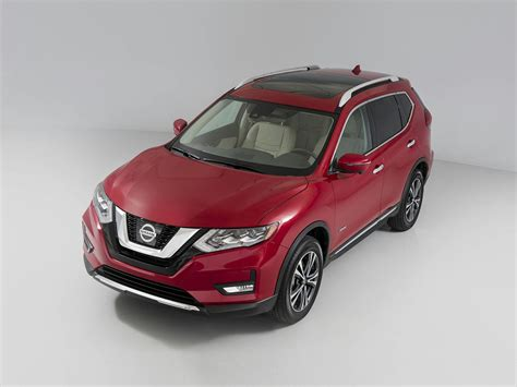 nissan rogue exterior new 2017 nissan rogue hybrid price photos reviews
